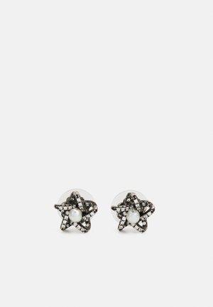 EARRINGS BEAD - Oorbellen - silver-coloured