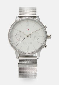 Tommy Hilfiger - CASUAL - Watch - silver-coloured - 0