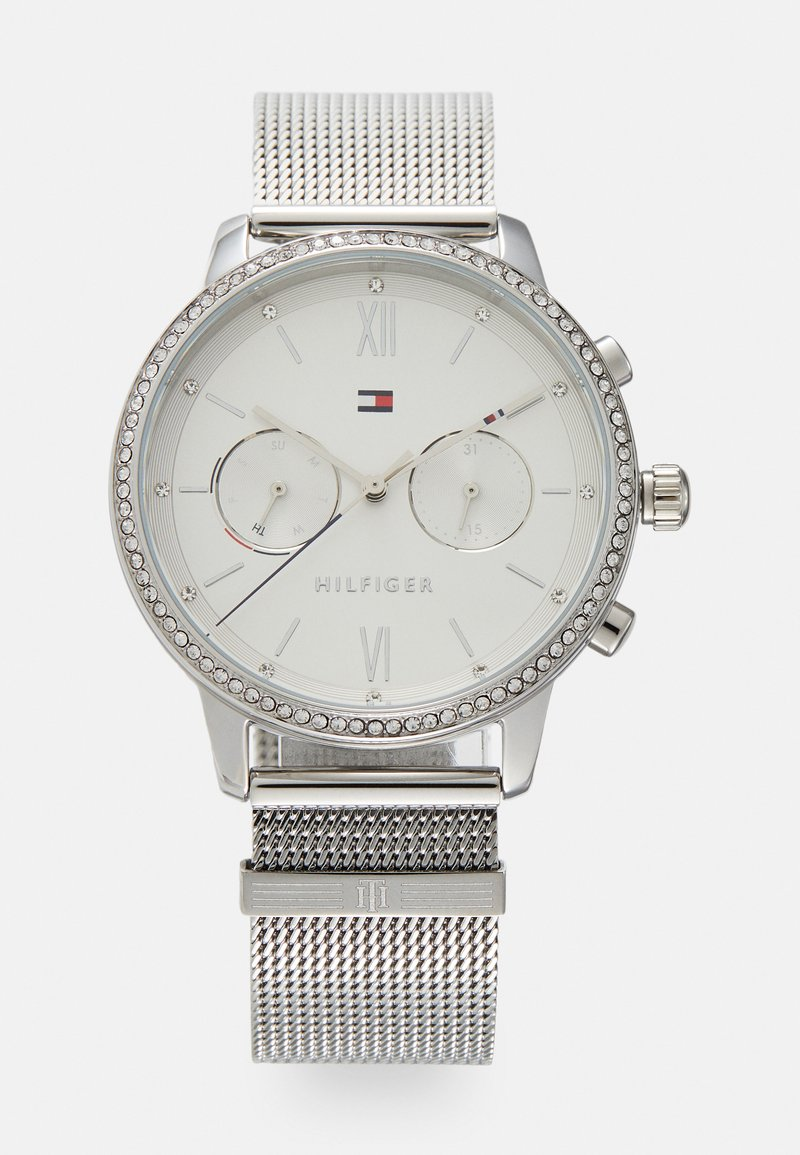 Tommy Hilfiger - CASUAL - Watch - silver-coloured