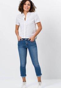 zero - Button-down blouse - white - 1