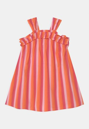 Day dress - orange