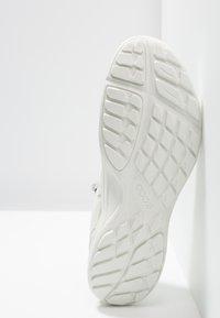 ECCO - TERRACRUISE - Hiking shoes - shadow white/concrete - 4