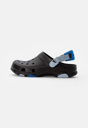 CLASSIC ALL TERRAIN CLOG - Clogs - black/blue grey