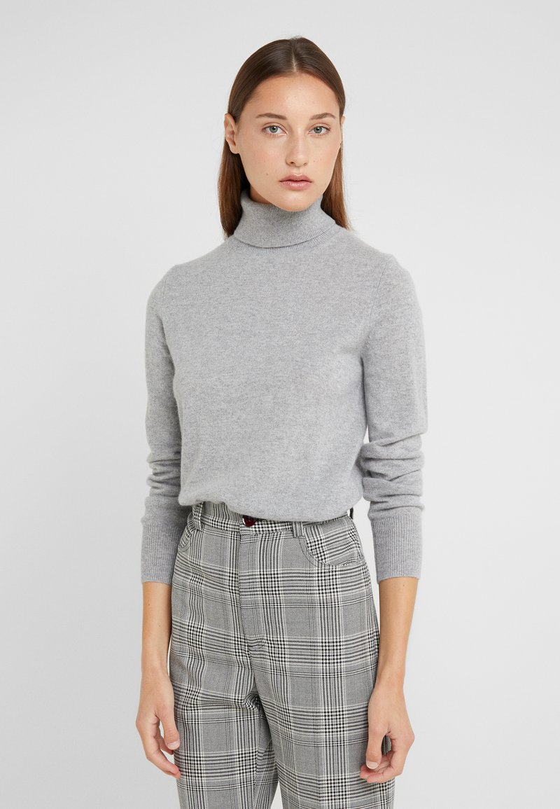 J.CREW - LAYLA TURTLENECK - Jumper - heather grey