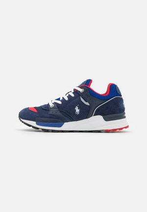 Trainers - navy/royal/red