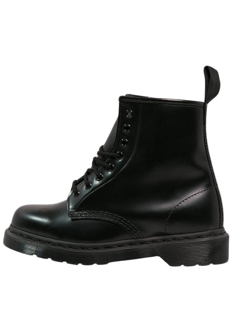 Black Pascal Mono Boots  Dr. Martens  Støvler & boots - Sko Til Dame