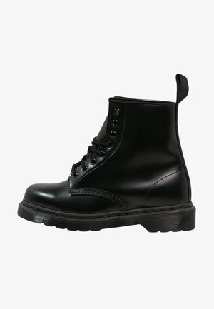 1460 - Bottines à lacets - mono black