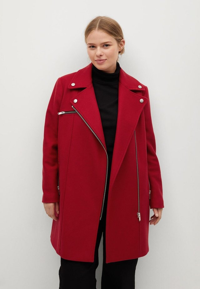 ELECTRIC - Manteau court - rot