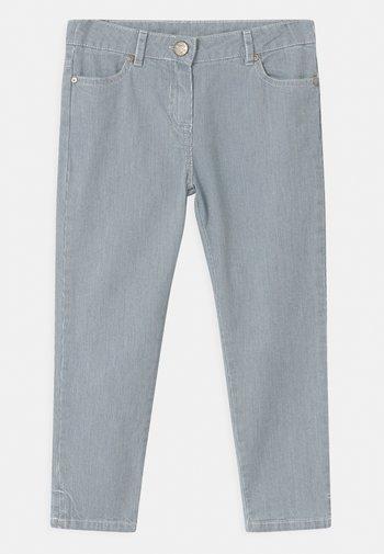 PIOMBINO - Pantalon classique - bleu horizon