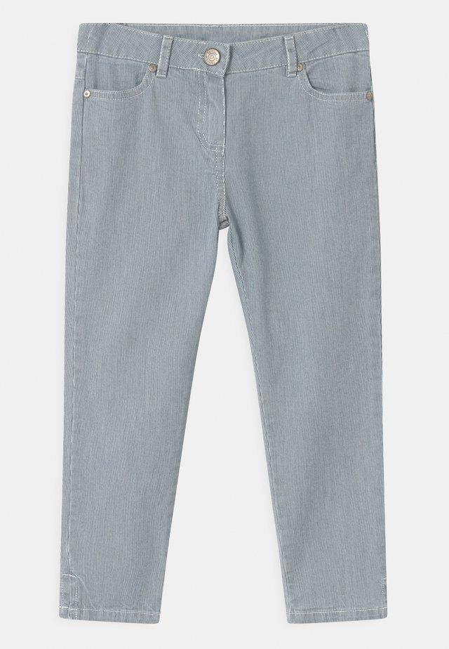 PIOMBINO - Trousers - bleu horizon