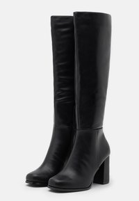 Vero Moda - VMRONJA BOOT - High heeled boots - black - 2