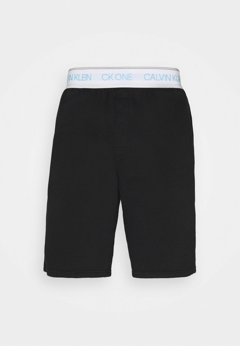 Calvin Klein Underwear - ORIGINALS SLEEP SHORT - Pyjama bottoms - black