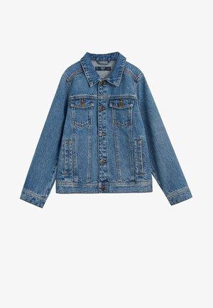 JOHN - Denim jacket - bleu moyen
