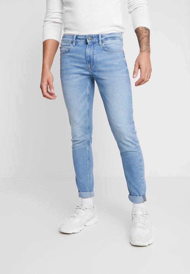 ONSWARP SKINNY - Jeans Skinny Fit - blue denim