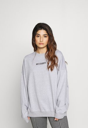 PETITE BRANDED - Sweater - grey