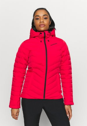 FROST JACKET - Laskettelutakki - polar red
