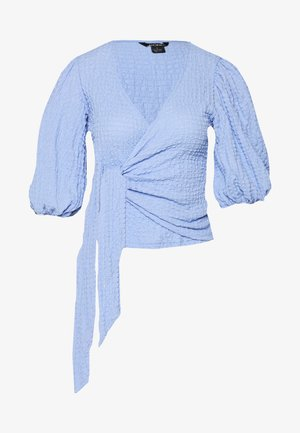 TEODORA - T-shirts med print - blue light unique