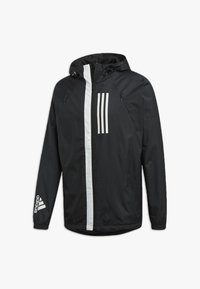 adidas Performance - ADIDAS W.N.D. JACKET - Training jacket - black - 2