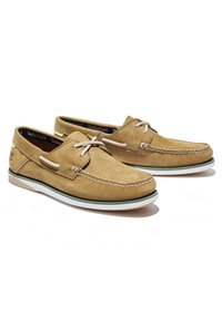 Timberland - Boat shoes - nutria - 3