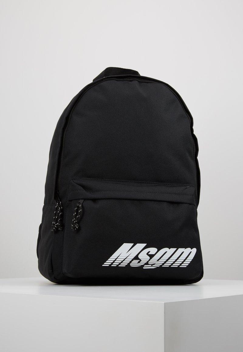 MSGM - Plecak - black