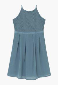 Lemon Beret - FESTIVE - Cocktail dress / Party dress - blue heaven - 0