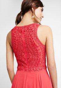 Luxuar Fashion - Gallakjole - coralle - 6