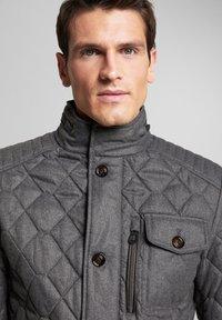 JOOP! - CLINTONS - Light jacket - grau meliert - 4