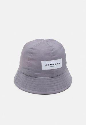 SUNDAZE SLOPED BUCKET HAT - Klobouk - grey