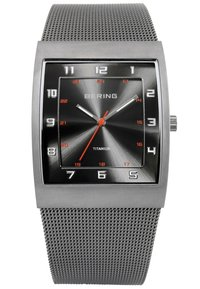 Bering - Watch - anthrazit/ black - 0
