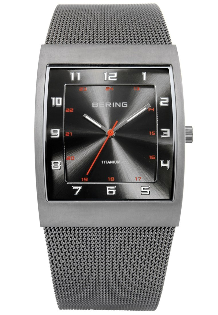 Bering - Watch - anthrazit/ black