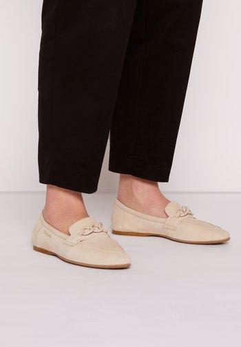 Nazouvací boty - antelope