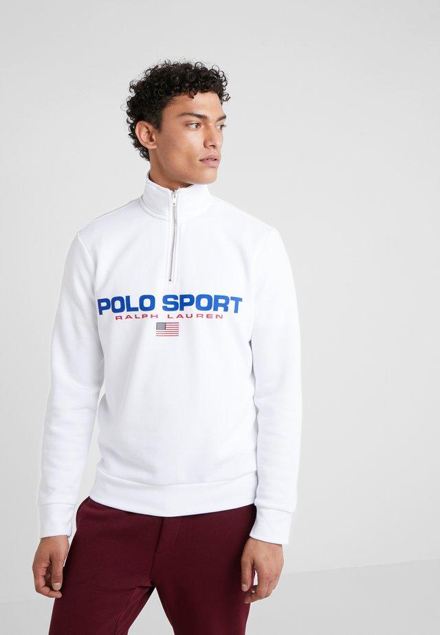 NEON  - Sweatshirt - white