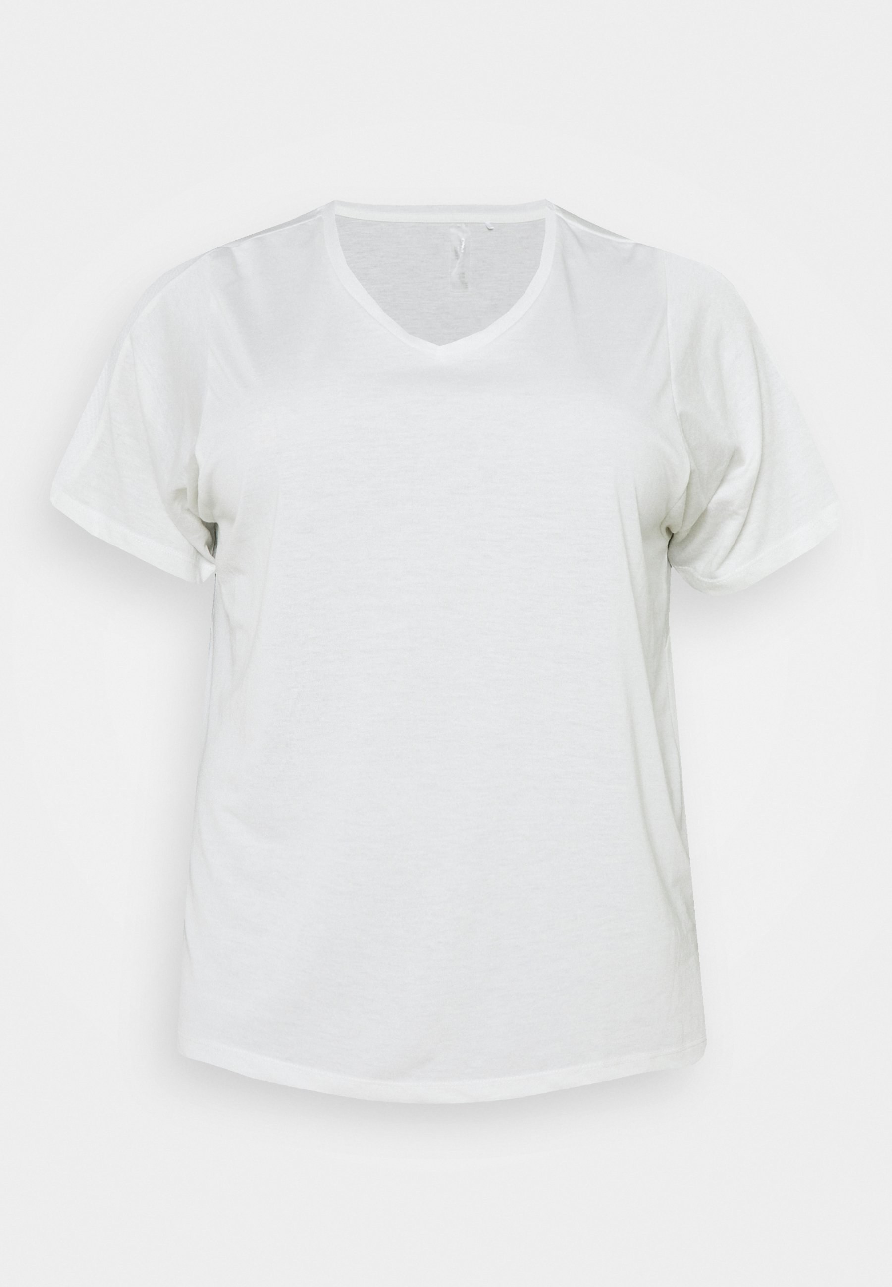 Femme ONPMEE TRAIN TEE CURVY - T-shirt basique