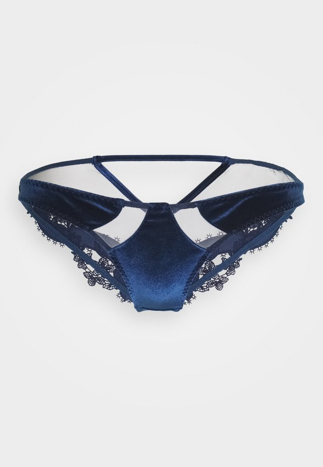 AZAMI BIKINI BRIEF - Trusser - azure blue