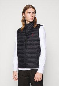 Polo Ralph Lauren - TERRA VEST - Waistcoat - black - 0