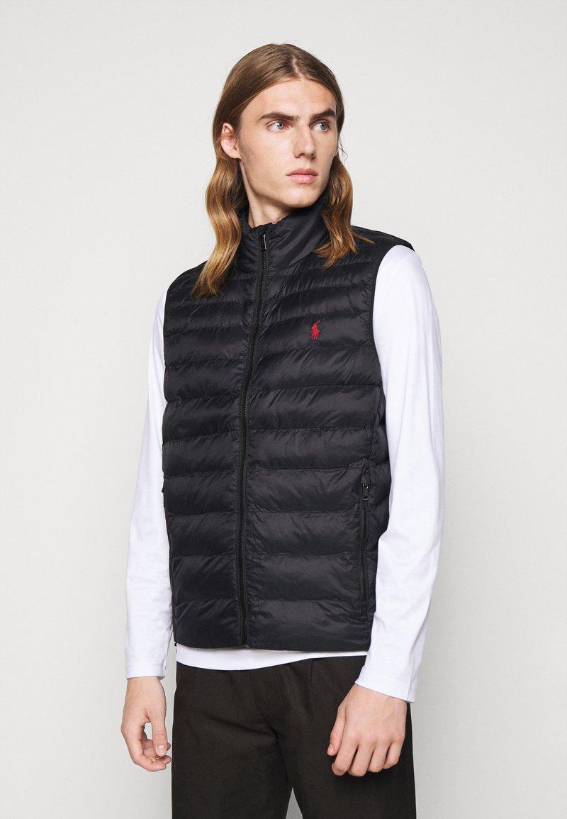 Polo Ralph Lauren - TERRA VEST - Waistcoat - black
