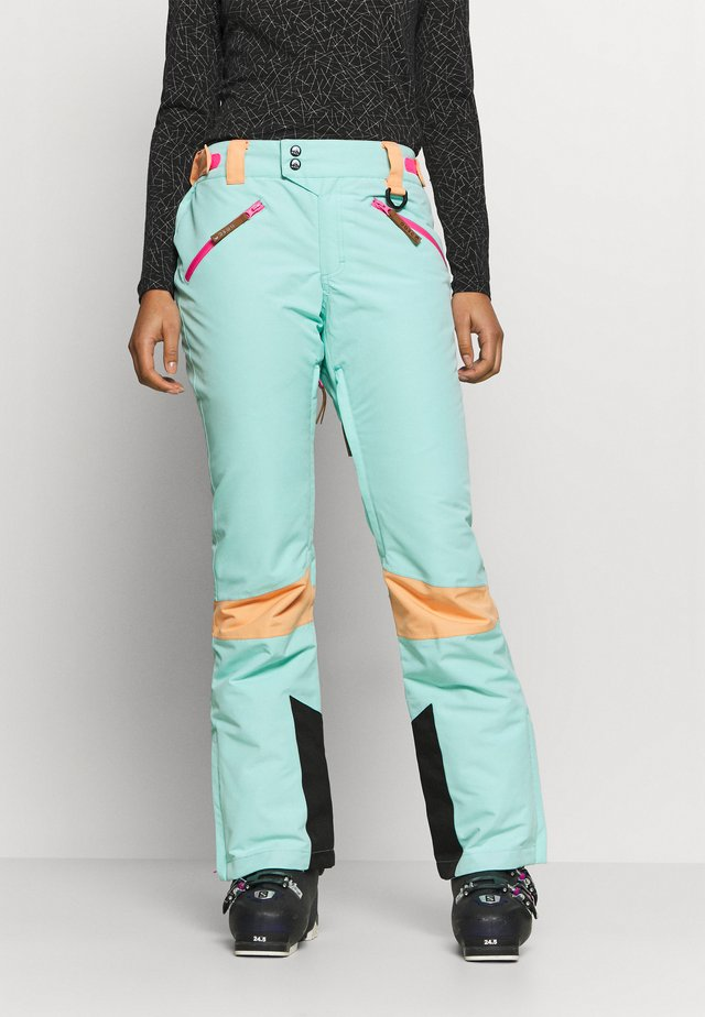 1080 WOMEN'S PANT - Talvihousut - mint