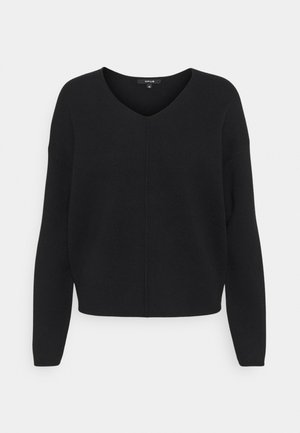 PALASKA - Jumper - black