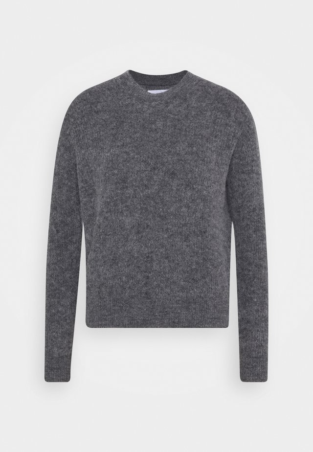 ETA CREW NECK  - Jumper - dark grey