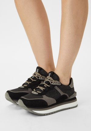 KLEPP - Sneakersy niskie - black