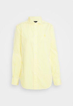 GEORGIA  - Camisa - yellow/white