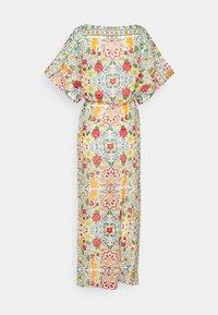 Tory Burch - PRINTED LONG CAFTAN - Day dress - beige - 1