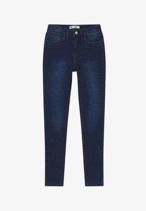 720 HIGH RISE SUPER SKINNY - Jeans Skinny - dark-blue denim