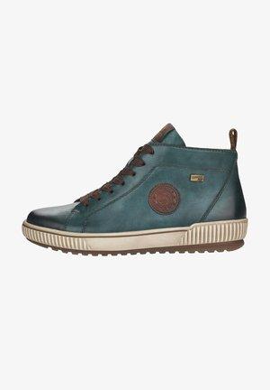Sneakersy wysokie - blue