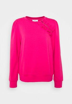 TERRY - Sweatshirt - hibiscus