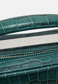 The Kooples - BARBARA - Across body bag - green - 6