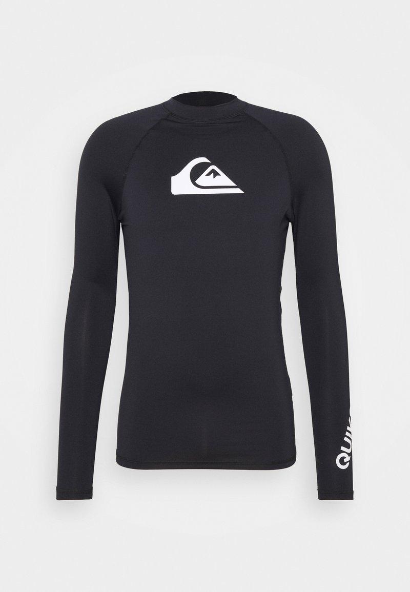 Quiksilver - NEOPREN BADESHIRT - Maglietta a manica lunga - black