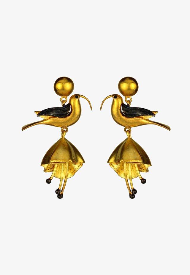HUMMINGBIRD - Orecchini - gold
