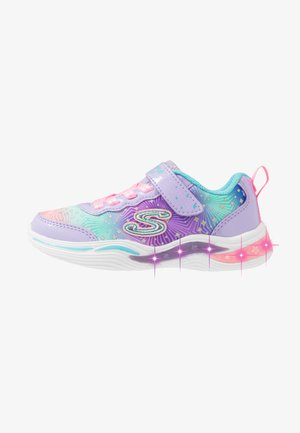 POWER PETALS - Sneaker low - lavender/multicolor