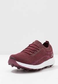 Skechers Performance - MAX GLITTER - Golf shoes - burgundy - 2